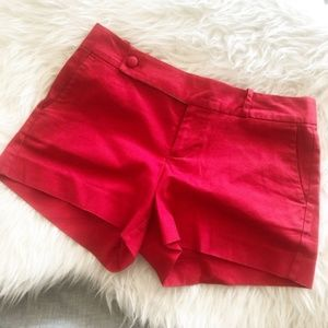 Red Banana Republic Shorts Size 4 Petite